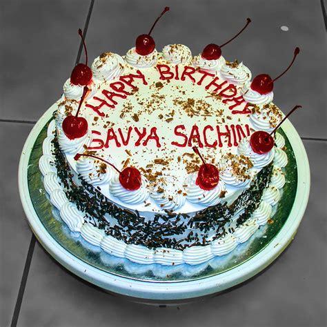 send black forest birthday cake  canada  pakistan