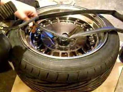 schmidt th line streching 205 45 15 tyres on 9 quot schmidt th lines wheels episode 2