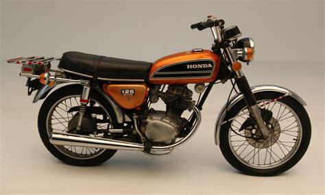 Honda Cb 125 by No Reserve 1974 Honda Cb125 For Sale On Bat Auctions