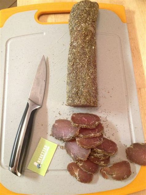 filet mignon seche maison filet mignon de porc s 233 ch 233 maison delphine h
