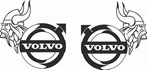 zen graphics volvo viking panel stickers decals