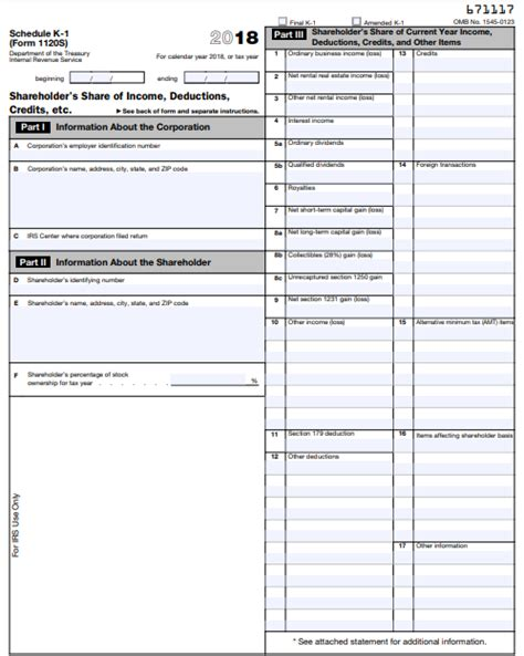 irs form 1120s definition 1120s