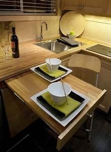 Tisch Für Kleine Küche : f r kleine k chen eine witzige l sung m bel einrichtung pinterest witzig k che und ~ Bigdaddyawards.com Haus und Dekorationen
