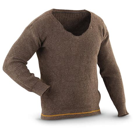 how to sweater 4 used surplus wool sweaters 223016