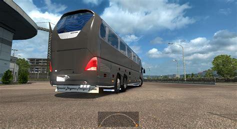 neoplan starliner   bus euro truck simulator  mods