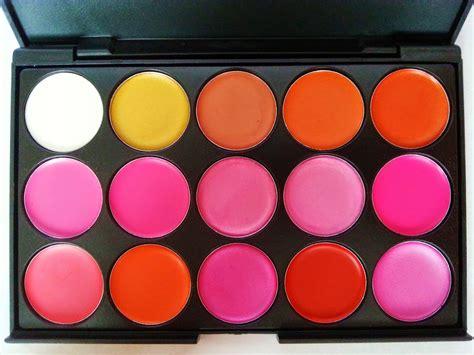 Beauty & lifestyle by Pērlene: Ebay lūpu krāsu palete