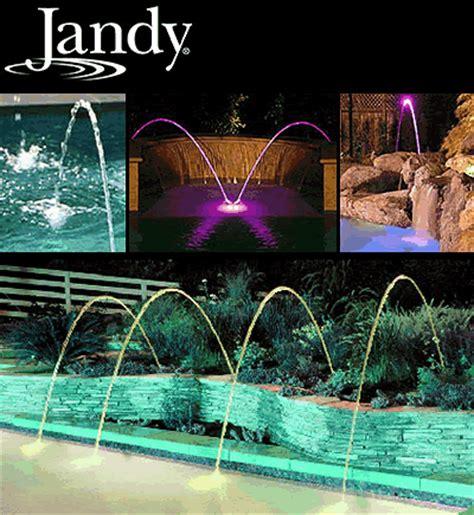 jandy laminar deck jets with led lighting jandy laminar jet w deck box fiber optic ready jlfbr