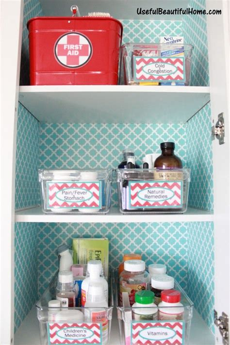 Medicine Closet Organization Ideas by 123 Best Images About Organized Medicine Cabinets On