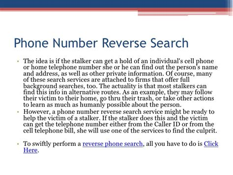 can you search by phone number phone number search