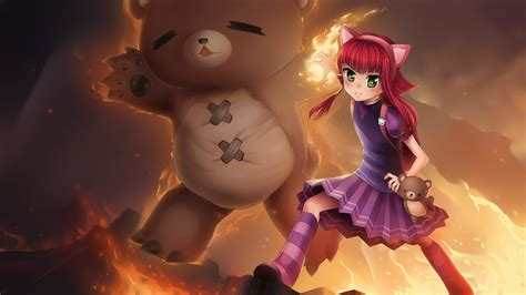 League Of Legends Anime Wallpaper - lol wallpapers