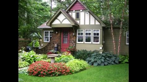 garden ideas landscape ideas  small front yard pictures gallery youtube