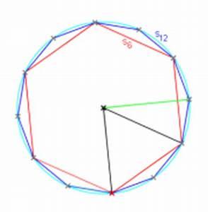 Durchmesser Berechnen Aus Umfang : pi aus umfang eines n ecks durch eckenverdoppelung ~ Themetempest.com Abrechnung