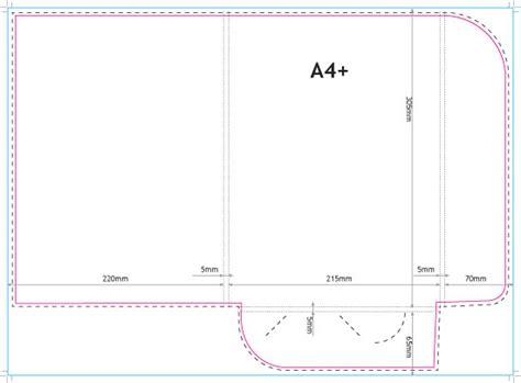 Presentation Folders A4 350gsm Silk  Online Printing
