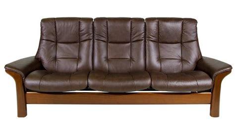 stressless buckingham reclining sofa homeworld furniture