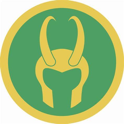 norse god loki symbol symbol for loki marvel pinterest