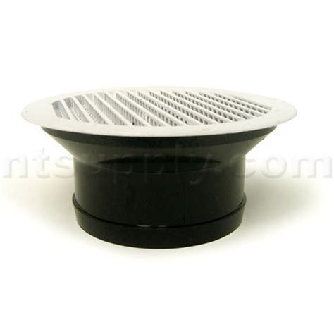 soffit vent for bathroom fan buy white plastic undereve soffit bath fan vent lambro