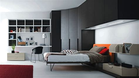 modern bedrooms designs for teenagers boys captivating