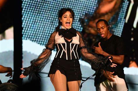 Camila Cabello Performs Houston