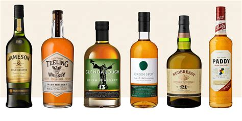 brands of whiskey 15 best irish whiskey brands of 2017 types of irish whiskey at every price