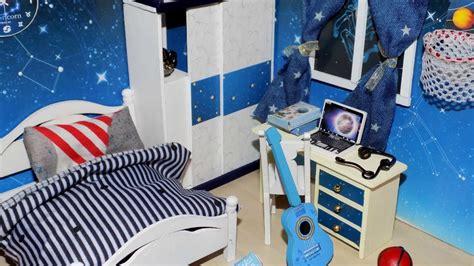 diy miniature dollhouse bedroom youtube