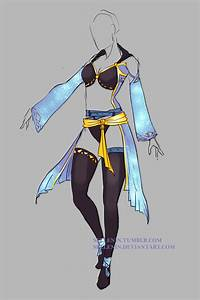 Outfit adopt -25 - CLOSED by Sellenin on DeviantArt