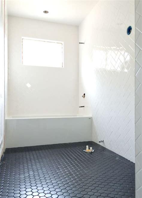 ideas  dark tile floors  pinterest gray tile floors dark floor bathroom