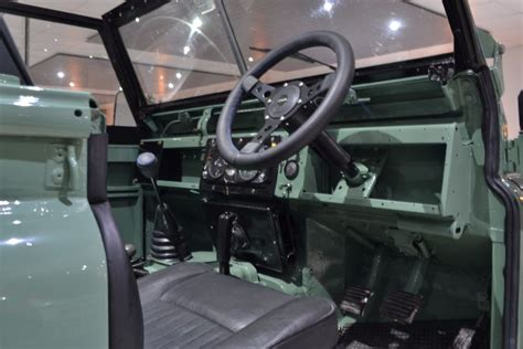 green land rover defender  sale worcestershire