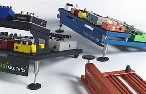 Modular Track Pedalboard Aclam Guitars
