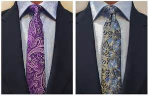 Matching Shirt and Tie Combinations