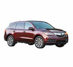 2016 2017 acura mdx prices msrp invoice holdback for Acura mdx dealer invoice