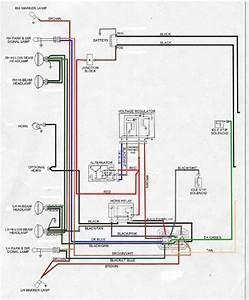 1968 Firebird Wiring Diagram