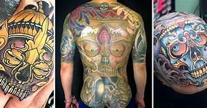 12 Elaborate Tibetan Skull Tattoos | Tattoodo
