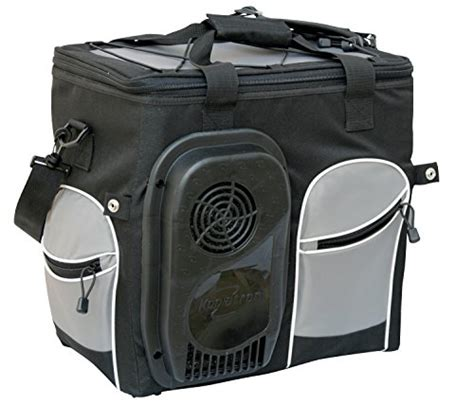 koolatron 26 quart soft sided electric travel cooler black