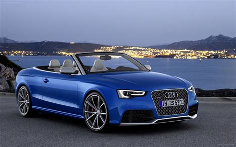 Audi Rs5 Cabriolet 2018 Widescreen Exotic Car Picture 25