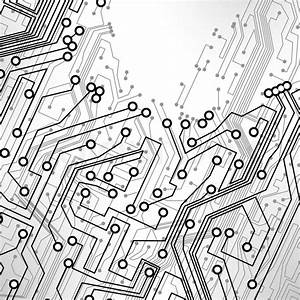 Circuit Board Drawing At Getdrawings