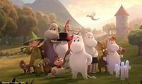 New Moomins Series Shines with Star-Studded Cast