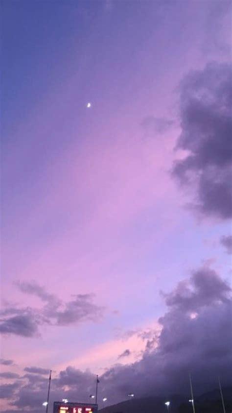 top  purple night sky aesthetic wallpaper