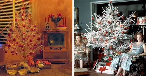 50 Photos Of Christmas Home Decor In The 1950s And 1960s