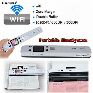 aliexpresscom buy free shippingiscan02 portable With wireless document scanner reviews