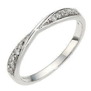 pretty for wedding band perhaps and might be easy to