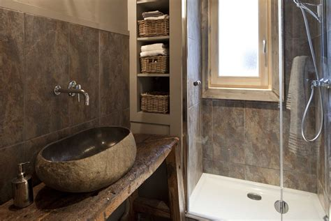 cuisine vieux bois salles de bains inspiration déco chalet annecy haute savoie