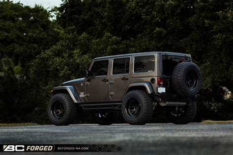 JEEP WRANGLER – *NEW* 20×12″ LE72 | BC Forged North America