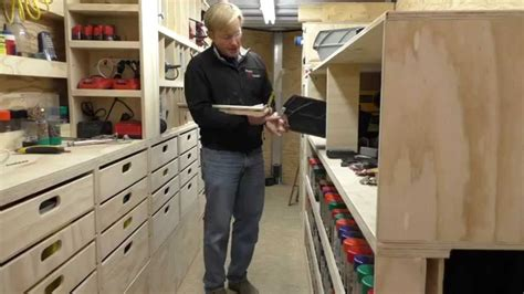 awesome rolling tool box part  day    shop