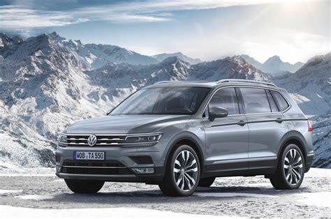 2018 volkswagen tiguan dimensions volkswagen tiguan cargo space. Volkswagen Tiguan Allspace - Grijs Kenteken ombouw ...
