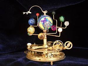 Image Gallery steampunk orrery