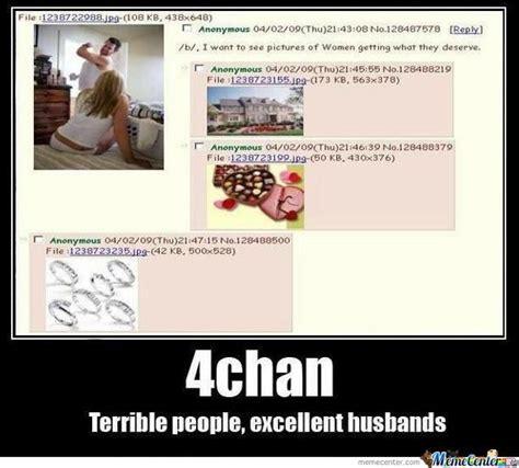 Oh 4Chan! by isunwukongz - Meme Center
