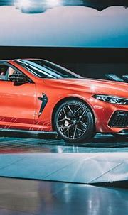 Live Photos from #NEXTGen19: BMW M8 Coupe and Convertible ...
