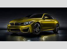 BMW M4 Coupe concept revealed photos CarAdvice