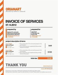 Very Nice Invoice design - by Orianart - Beautiful ...