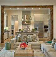 Open Plan Kitchen Dining Room And Living Room by Open Concept Living Room Home Sweet Home Pinterest